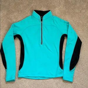 Warm 1/2 zip pullover